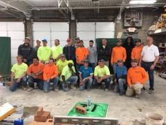 2018 Local 1 Apprentice Contest Participants